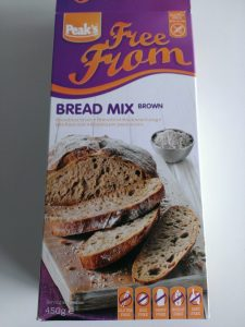 Bruin brood Peak's Free From
