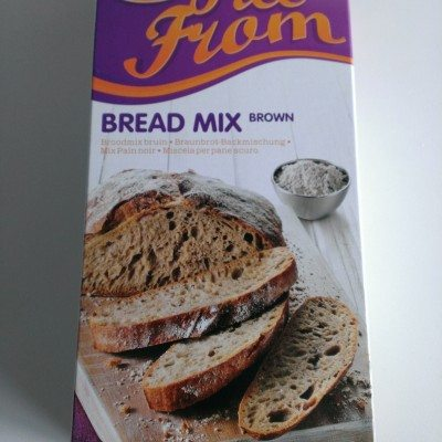 Peak's Free From glutenvrij bruin brood mix
